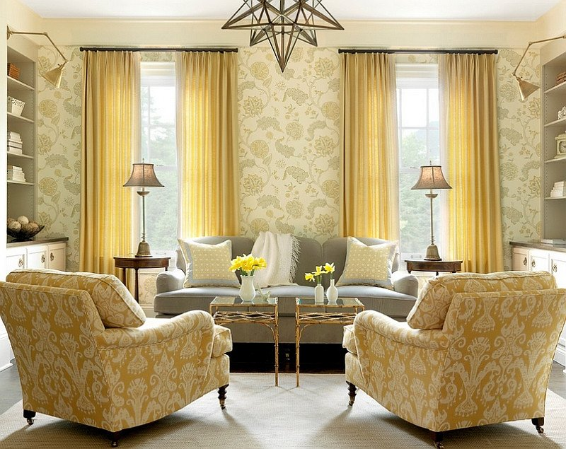 Yellow Decor for Living Room Beautiful Gray and Yellow Living Rooms S Ideas and Inspirations