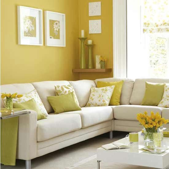 Yellow Decor for Living Room Inspirational Sunny Yellow Living Room Decorating Ideas