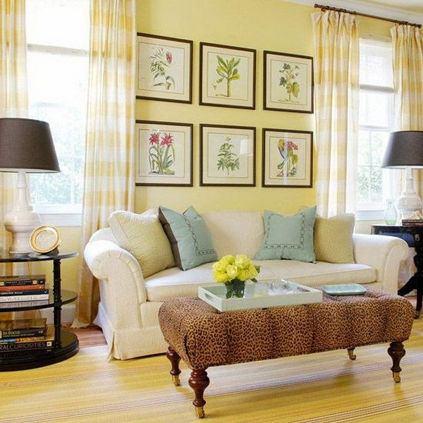 Yellow Decor for Living Room Lovely Pretty Living Room Colors for Inspiration Hative