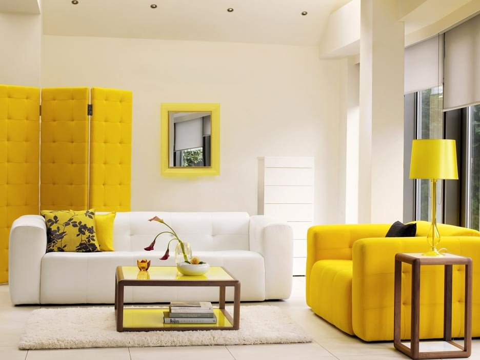 Yellow Decor for Living Room Lovely Yellow Summer Decorating Ideas Room Decorating Ideas