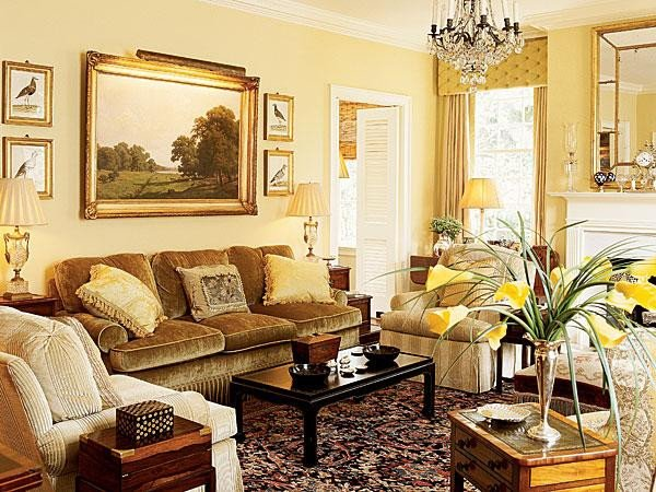 Yellow Decor for Living Room Unique How to Select the Perfect Color How Colors Can Affect